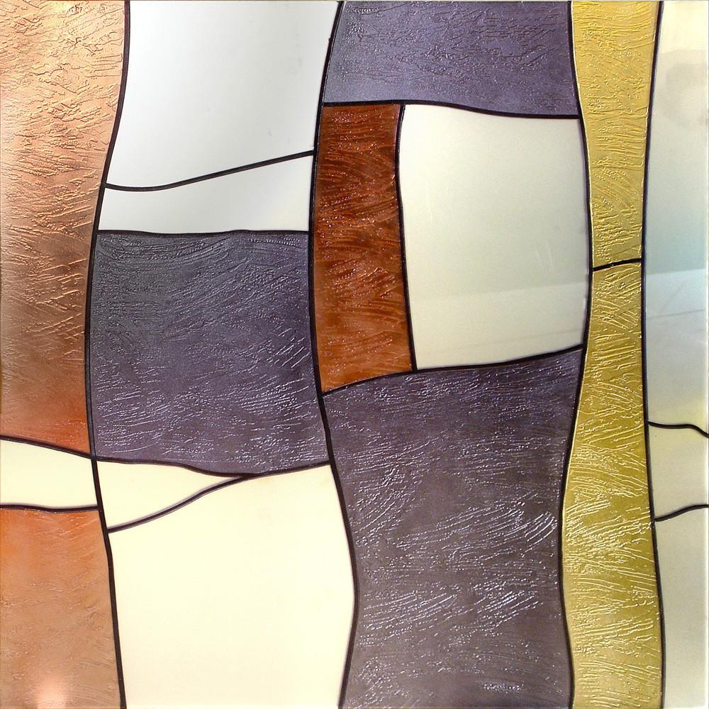 艺术玻璃材质贴图(金银墙