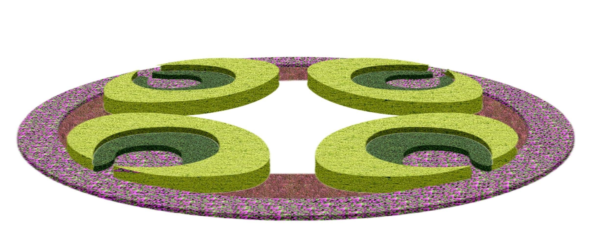 花坛素材材质图片零捌零