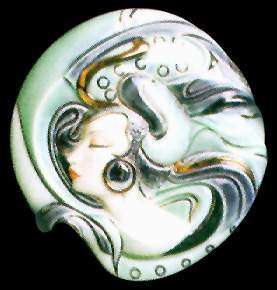 彩陶贴图材质素材【1605】