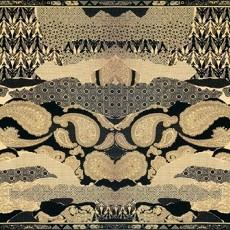 大花纹理的壁纸材质图片-壁纸素材柒