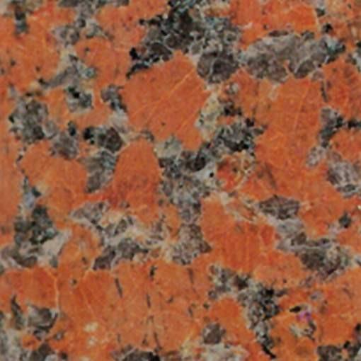 枫叶红壹花岗岩图片素材-材质贴图