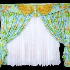 窗帘贴图素材图片