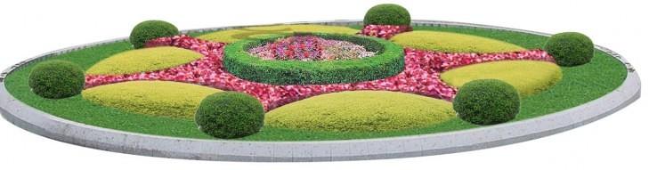 花坛素材材质