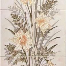 墙中花瓷砖材质 -10787
