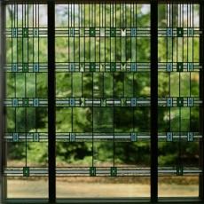 玻璃花窗贴图下载