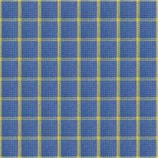 黃藍格子布料貼圖