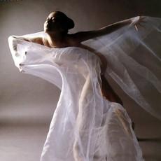 現代舞蹈女人