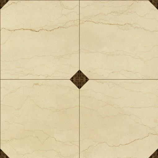 大理石地砖拼花贴图