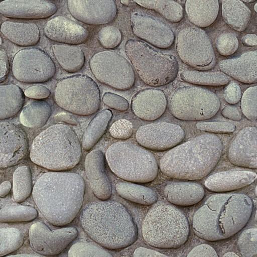 鹅卵石-136843dmax材质