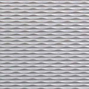 白色波浪板