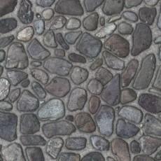 地面石材拼花