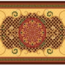 中式地毯貼圖_中式地毯材質貼圖下載