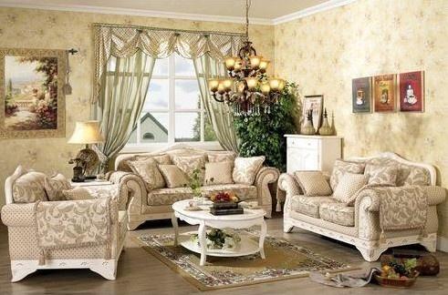 客厅布艺沙发图片2