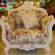 欧式布艺沙发图片2