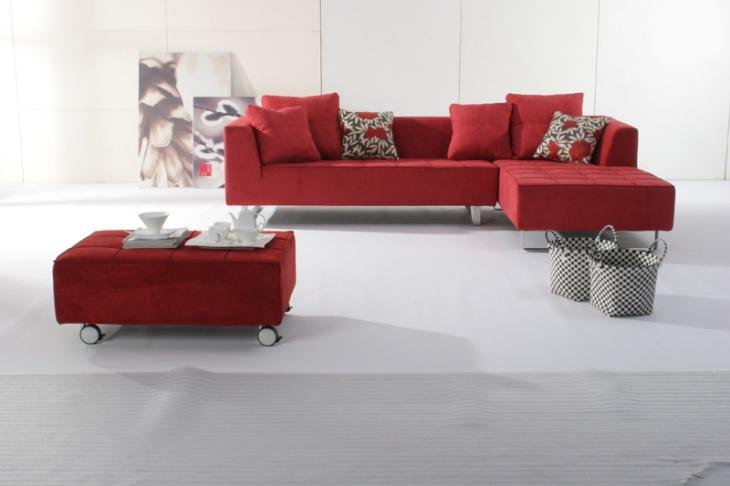 布艺沙发套图片4