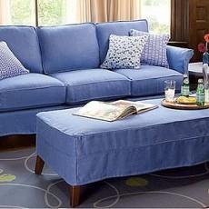 客厅布艺沙发图片1