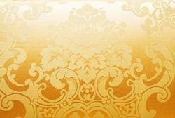 欧式金色墙纸材质贴图