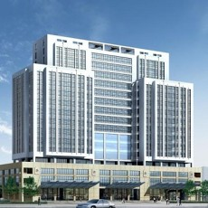 城市大厦建筑外景贴图