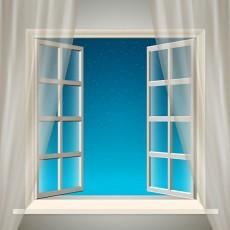 窗户外景材质贴图免费下载