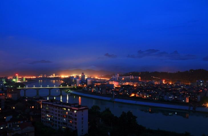 夜景贴图2
