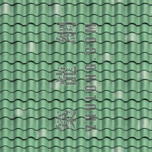 琉璃瓦贴图【22820】