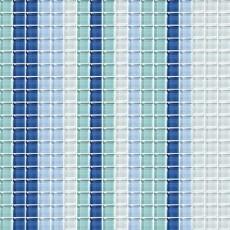 蓝白玻璃马赛克贴图