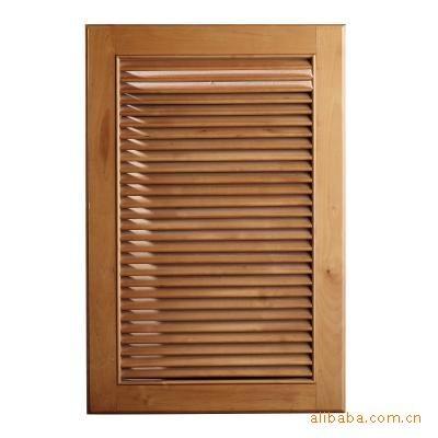 实木衣柜柜门贴图