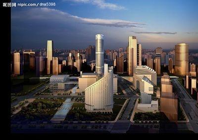 城市外景贴图3dmax材质