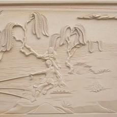 砂巖浮雕貼圖