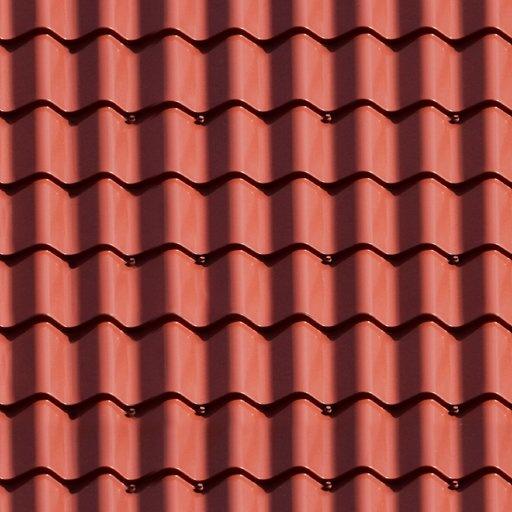 欧式屋顶瓦片贴图