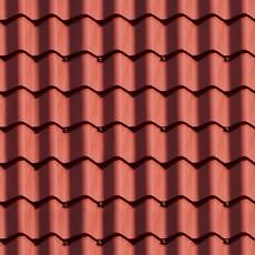 歐式屋頂瓦片貼圖
