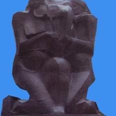 人物雕塑貼圖