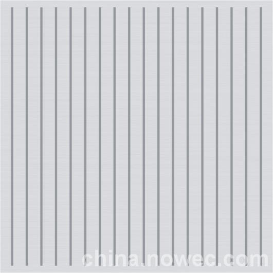 条形铝扣板吊顶贴图