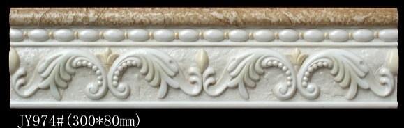 欧式瓷砖腰线贴图