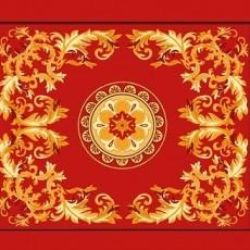 中式地毯材质贴图
