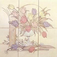 卫生间墙面瓷砖贴图