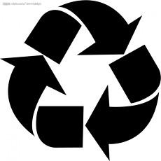 循环标志图片