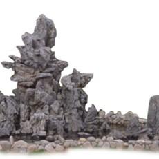 假山喷水池贴图