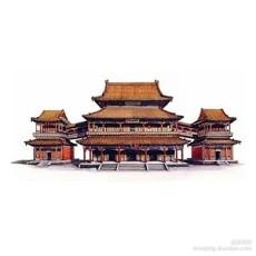 明清古建筑圖片【23832】