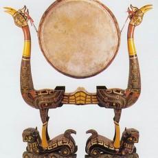 古乐器图片