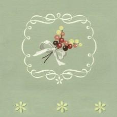 欧式花纹壁纸贴图-29753