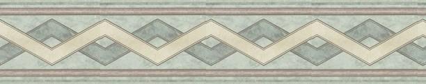 欧式花纹壁纸贴图-29852