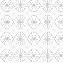 白色花纹壁纸贴图-25334