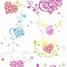 可爱纸纹背景贴图素材-24967