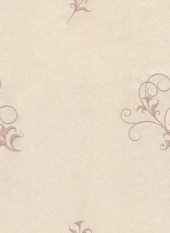 简约花纹壁纸贴图-26723