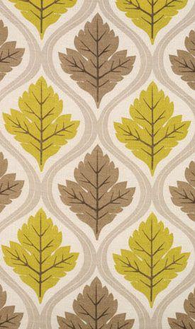 树叶图案墙纸素材图片-24834