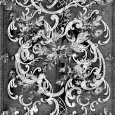 欧式花纹壁纸贴图-29699