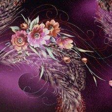紫色布艺贴图图片-24887