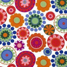 彩色墙纸材质素材图片-24522