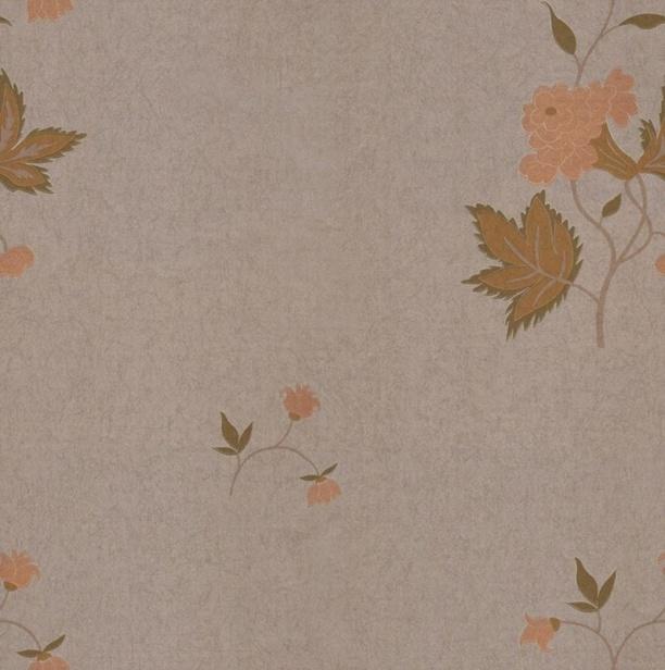 简约花纹壁纸贴图-26743